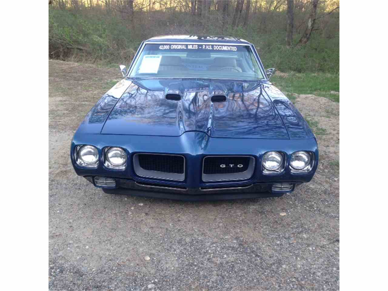 Large Picture of '70 GTO - EFZF