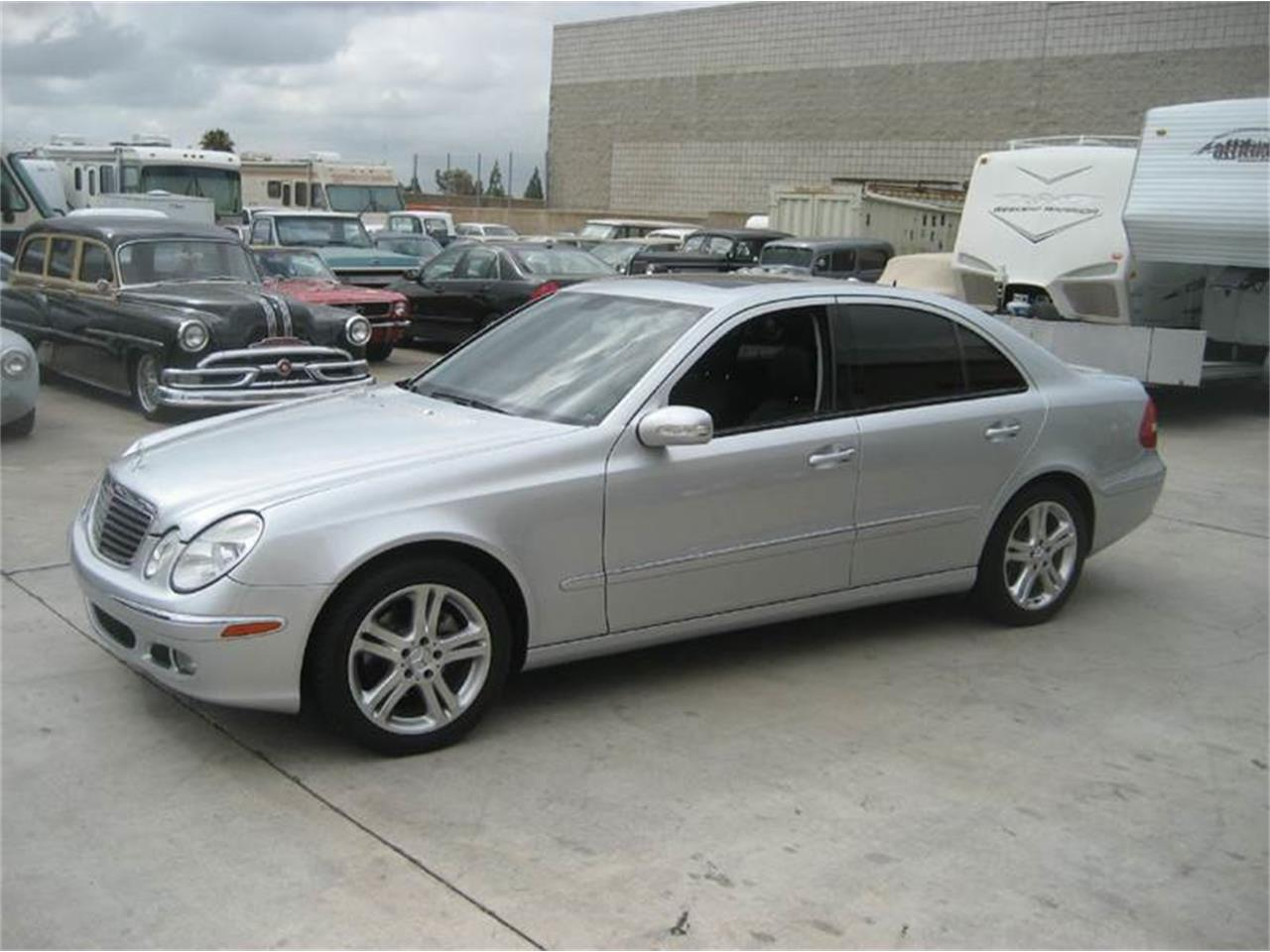Large Picture of 2006 Mercedes-Benz E-Class located in Brea California Auction Vehicle Offered by Highline Motorsports - EG2M