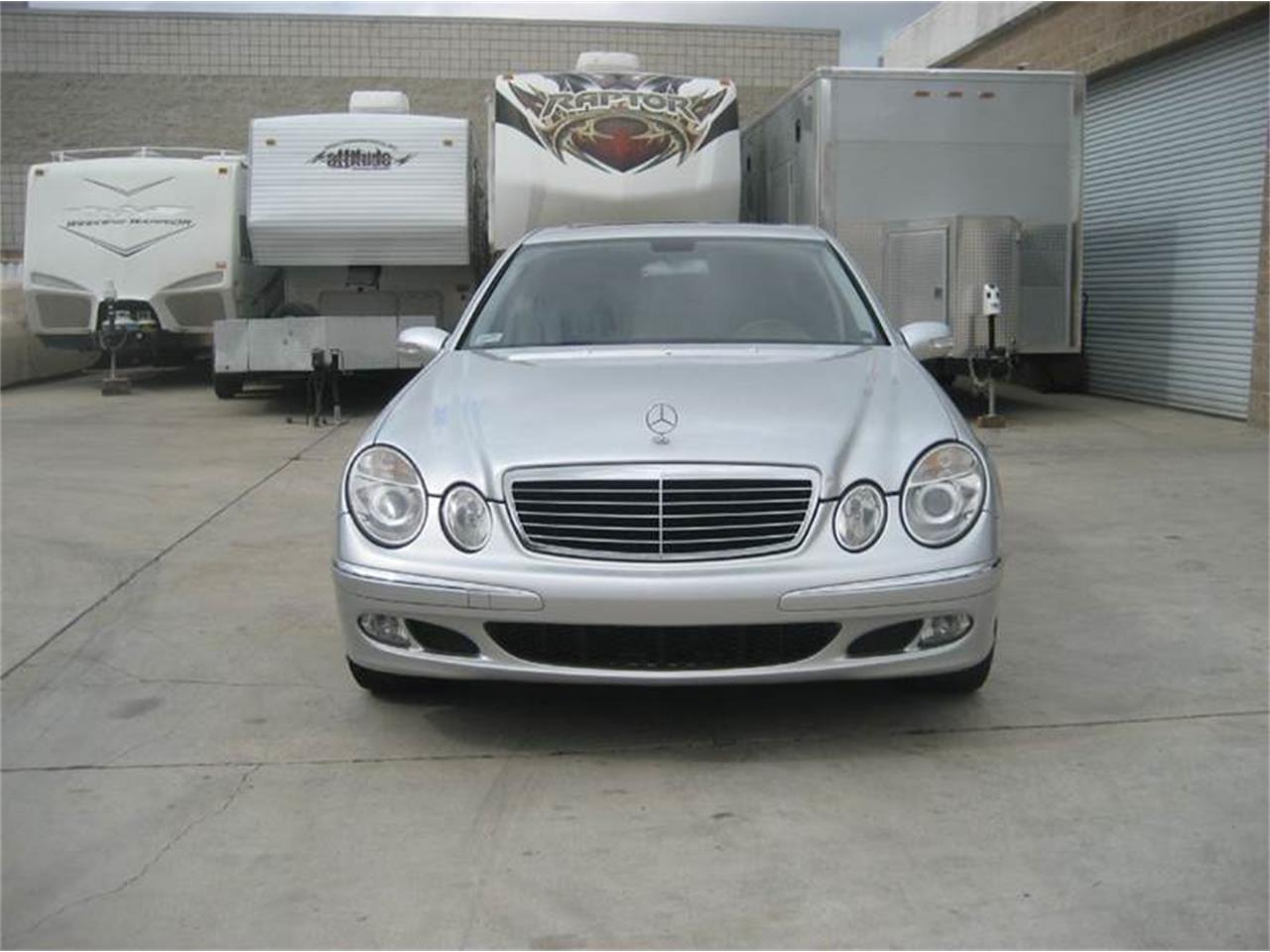 Large Picture of 2006 E-Class located in California Auction Vehicle - EG2M