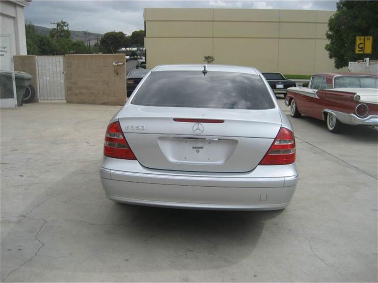 Large Picture of '06 Mercedes-Benz E-Class located in Brea California Offered by Highline Motorsports - EG2M