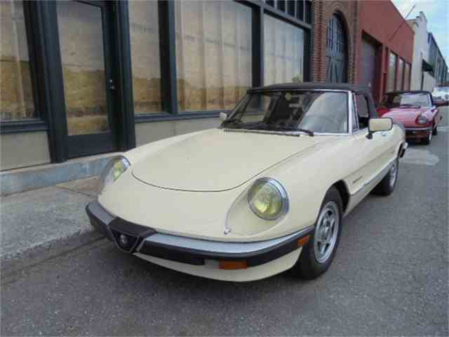Picture of '87 Alfa Romeo Spider Veloce located in Virginia Offered by  - EG73