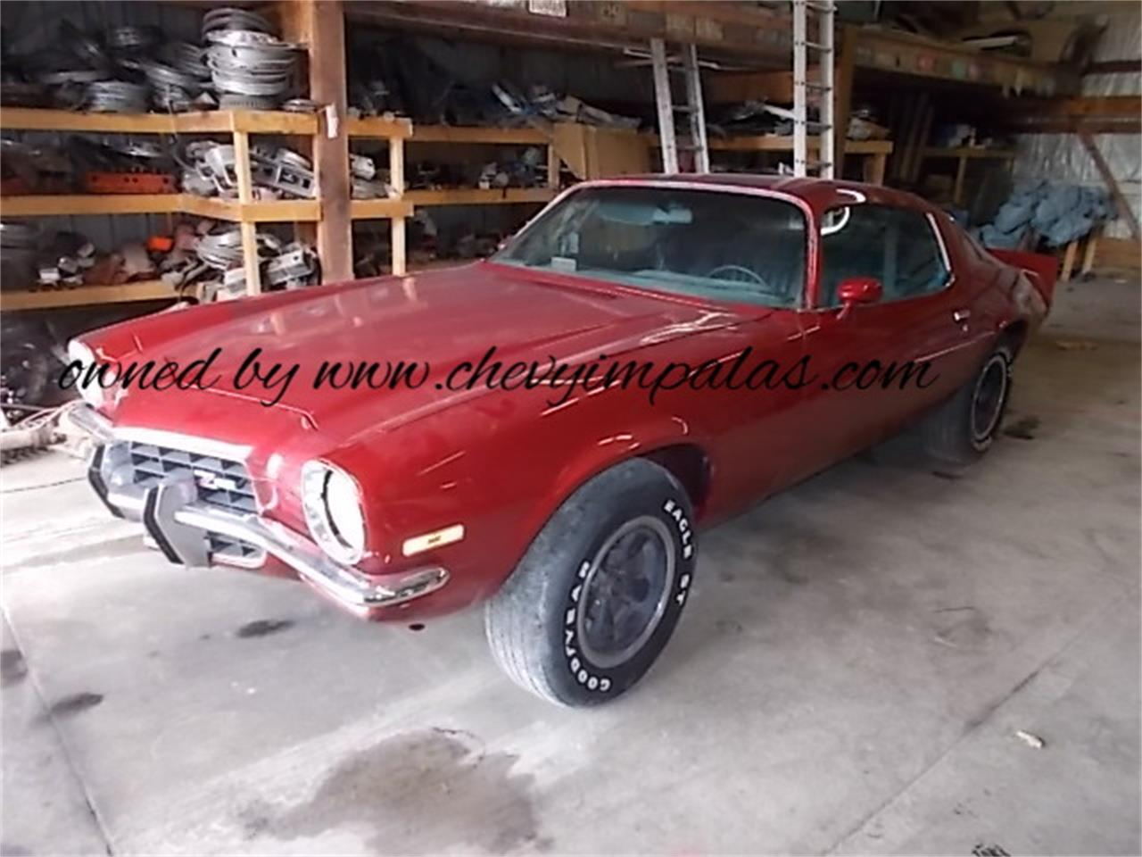 Large Picture of '73 Camaro - EG7Y