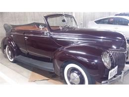 Picture of 1939 Ford Deluxe located in Annandale Minnesota Offered by Classic Rides and Rods - EG9J