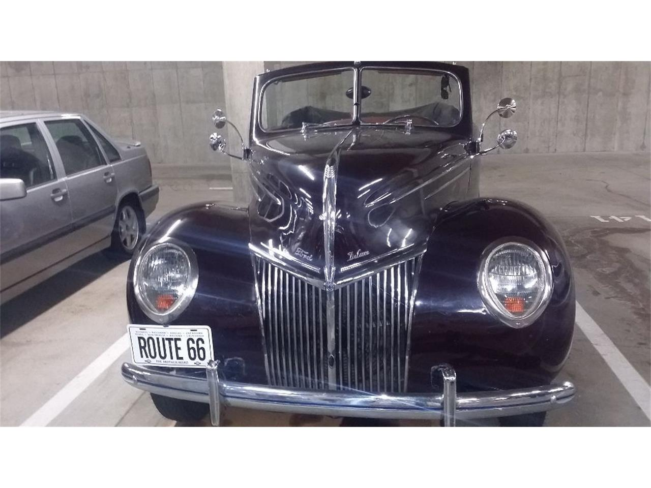 Large Picture of Classic 1939 Ford Deluxe Offered by Classic Rides and Rods - EG9J