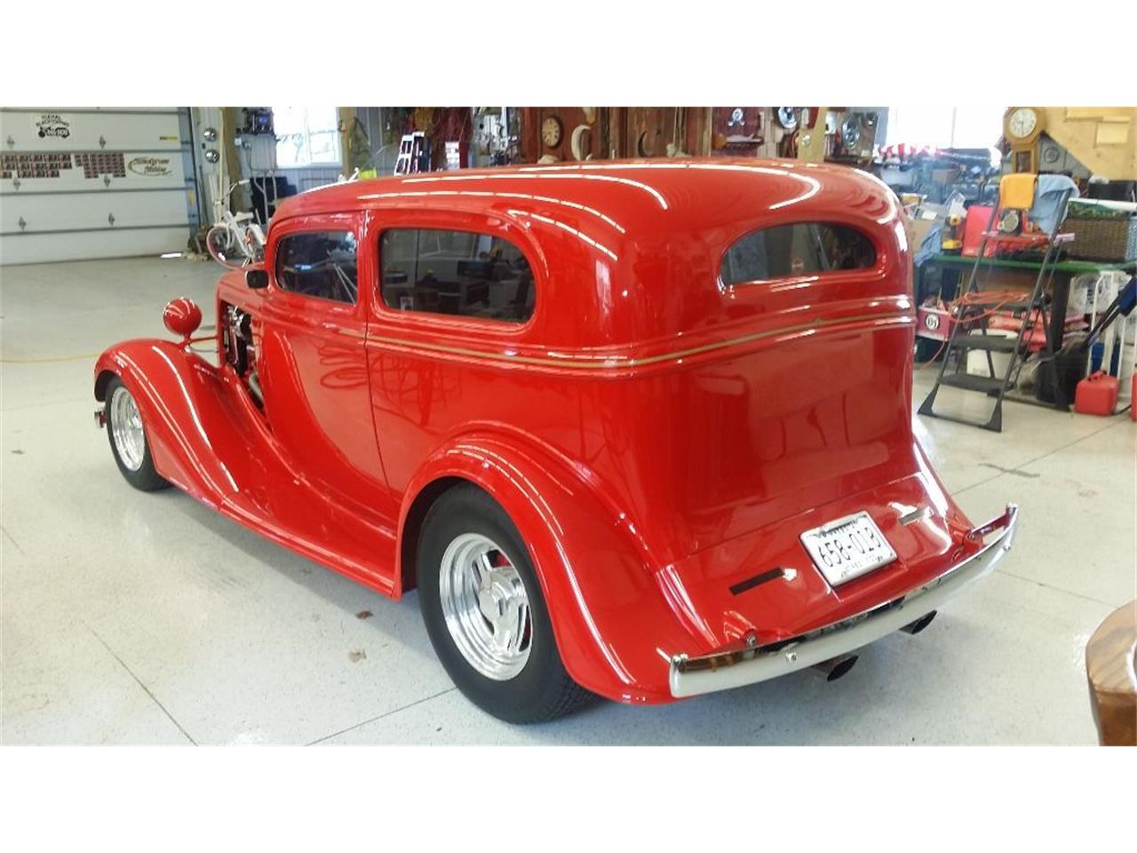 Large Picture of Classic '34 Street Rod located in Annandale Minnesota Auction Vehicle - EG9M