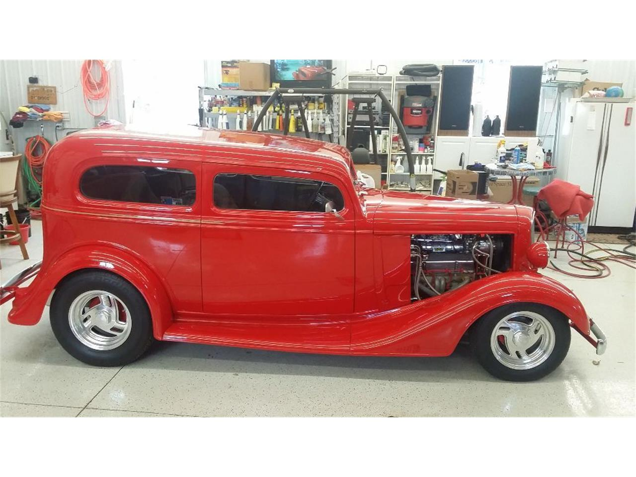 Large Picture of '34 Street Rod located in Annandale Minnesota Offered by Classic Rides and Rods - EG9M