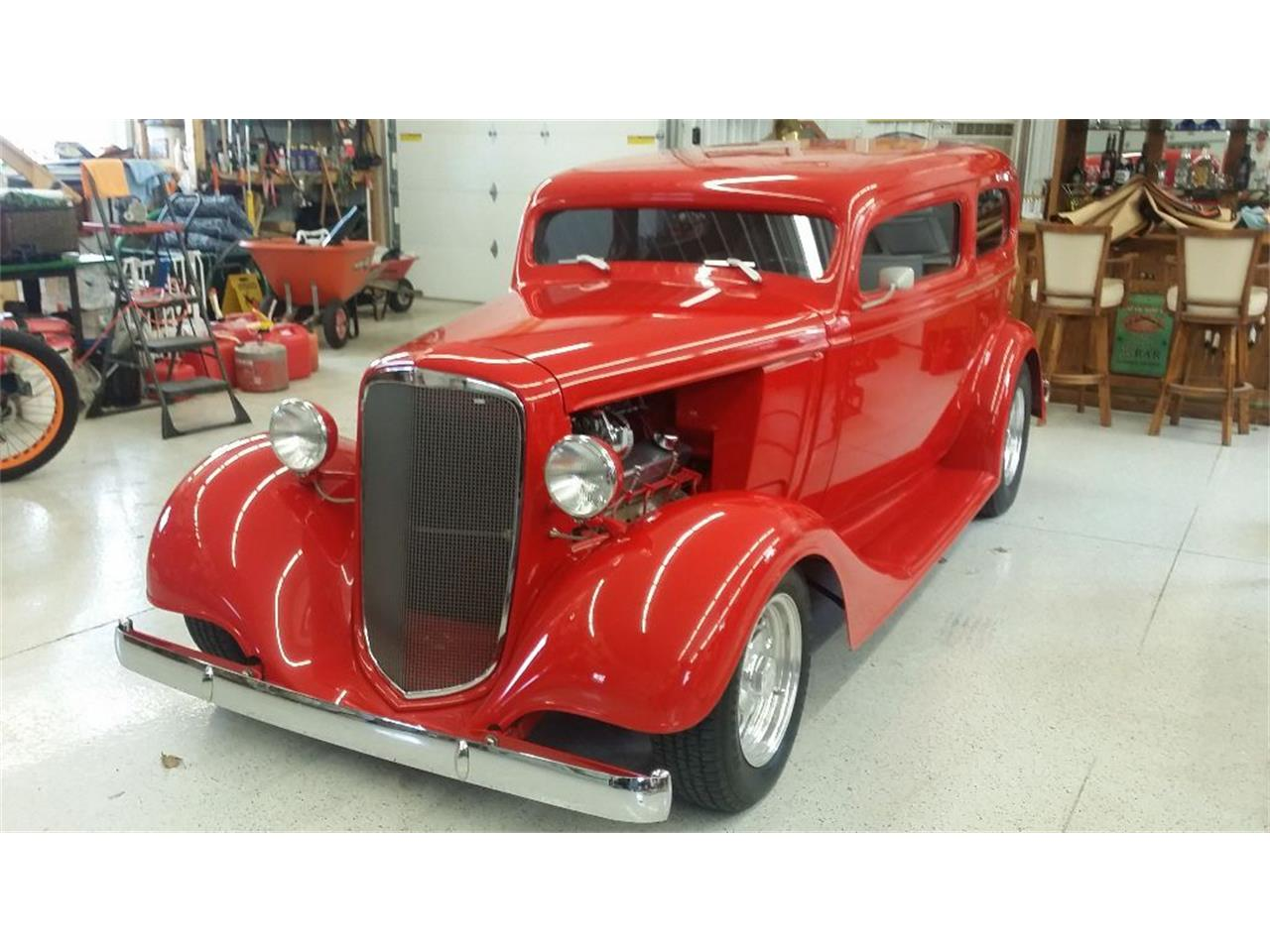 Large Picture of 1934 Chevrolet Street Rod located in Annandale Minnesota Offered by Classic Rides and Rods - EG9M