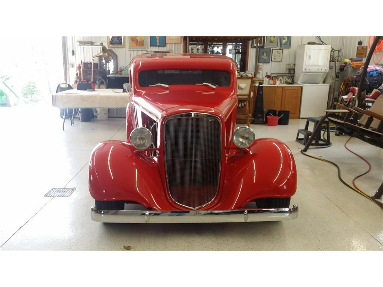 Large Picture of Classic 1934 Street Rod located in Annandale Minnesota Offered by Classic Rides and Rods - EG9M