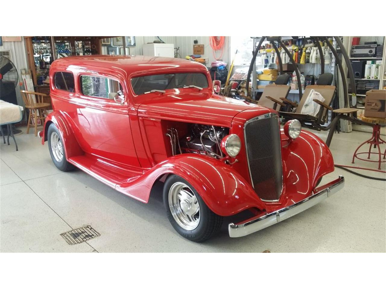 Large Picture of 1934 Street Rod located in Annandale Minnesota Offered by Classic Rides and Rods - EG9M