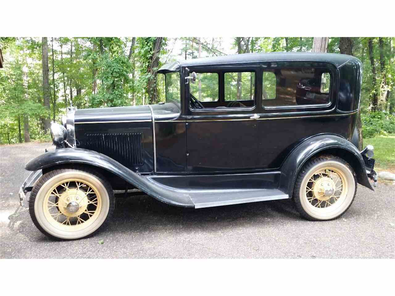 Large Picture of '31 Ford Model A located in Minnesota - EG9O