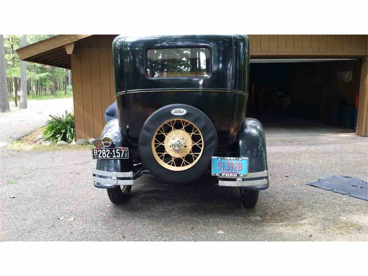 Large Picture of 1931 Ford Model A Auction Vehicle Offered by Classic Rides and Rods - EG9O