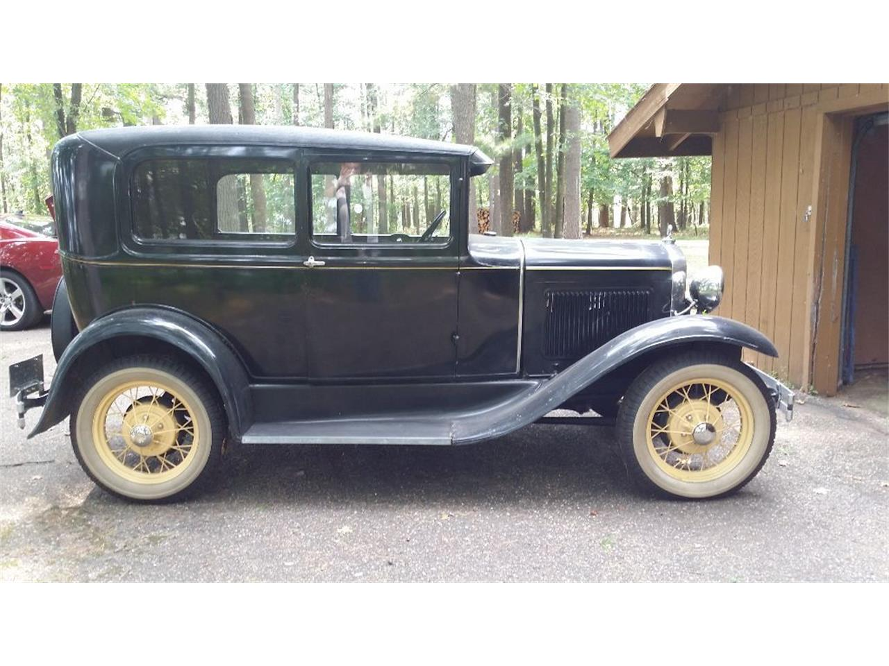 Large Picture of '31 Model A - EG9O