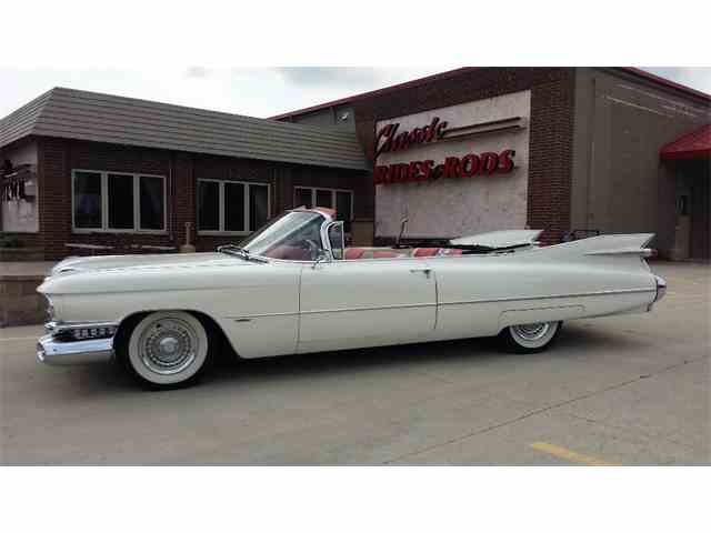 1959 Cadillac Series 62 for Sale on ClicCars.com