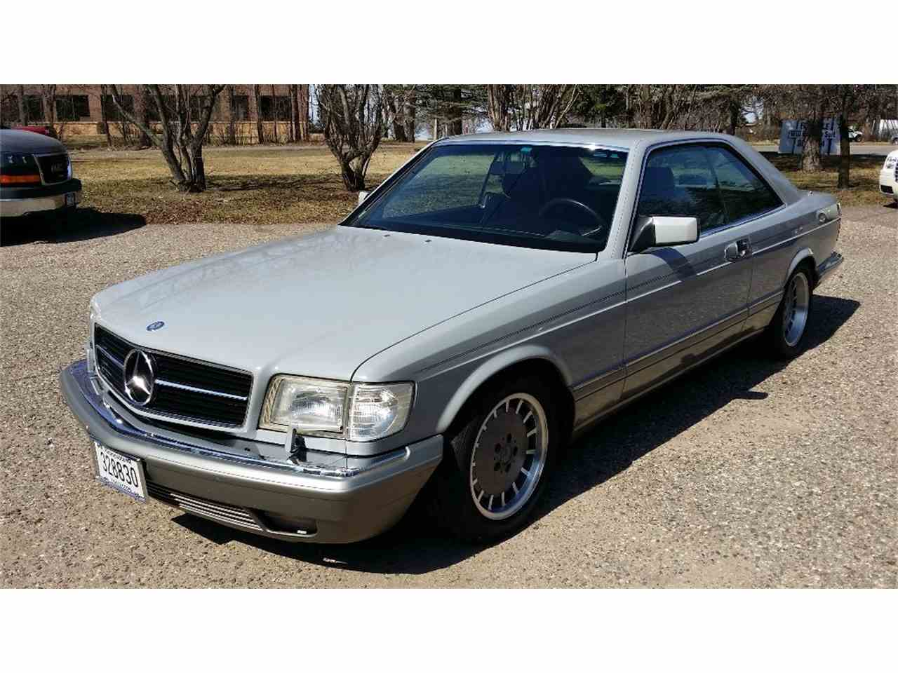 Large Picture of 1987 Mercedes-Benz 560SEC Offered by Classic Rides and Rods - EGAK