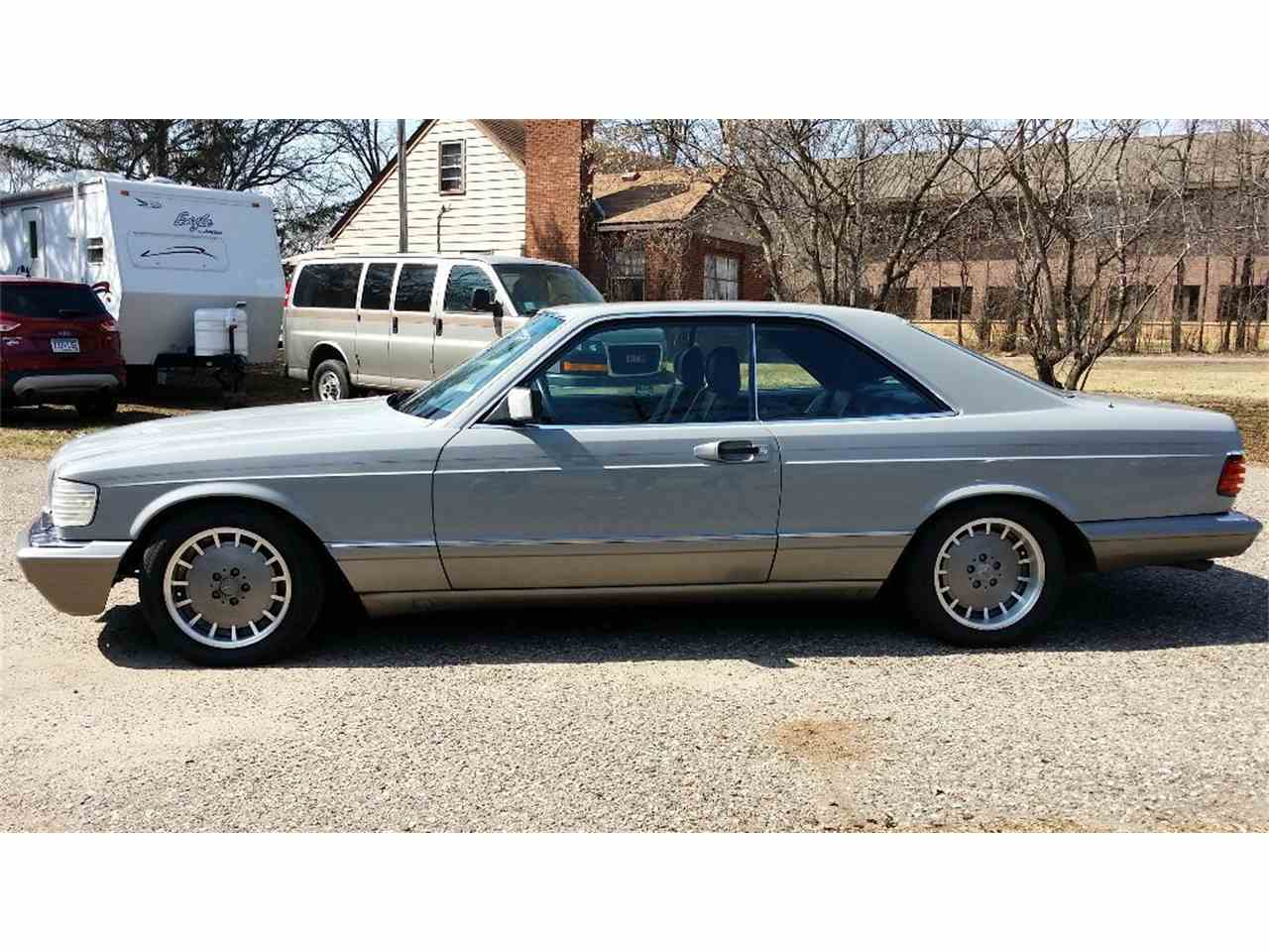 Large Picture of 1987 Mercedes-Benz 560SEC located in Annandale Minnesota Offered by Classic Rides and Rods - EGAK
