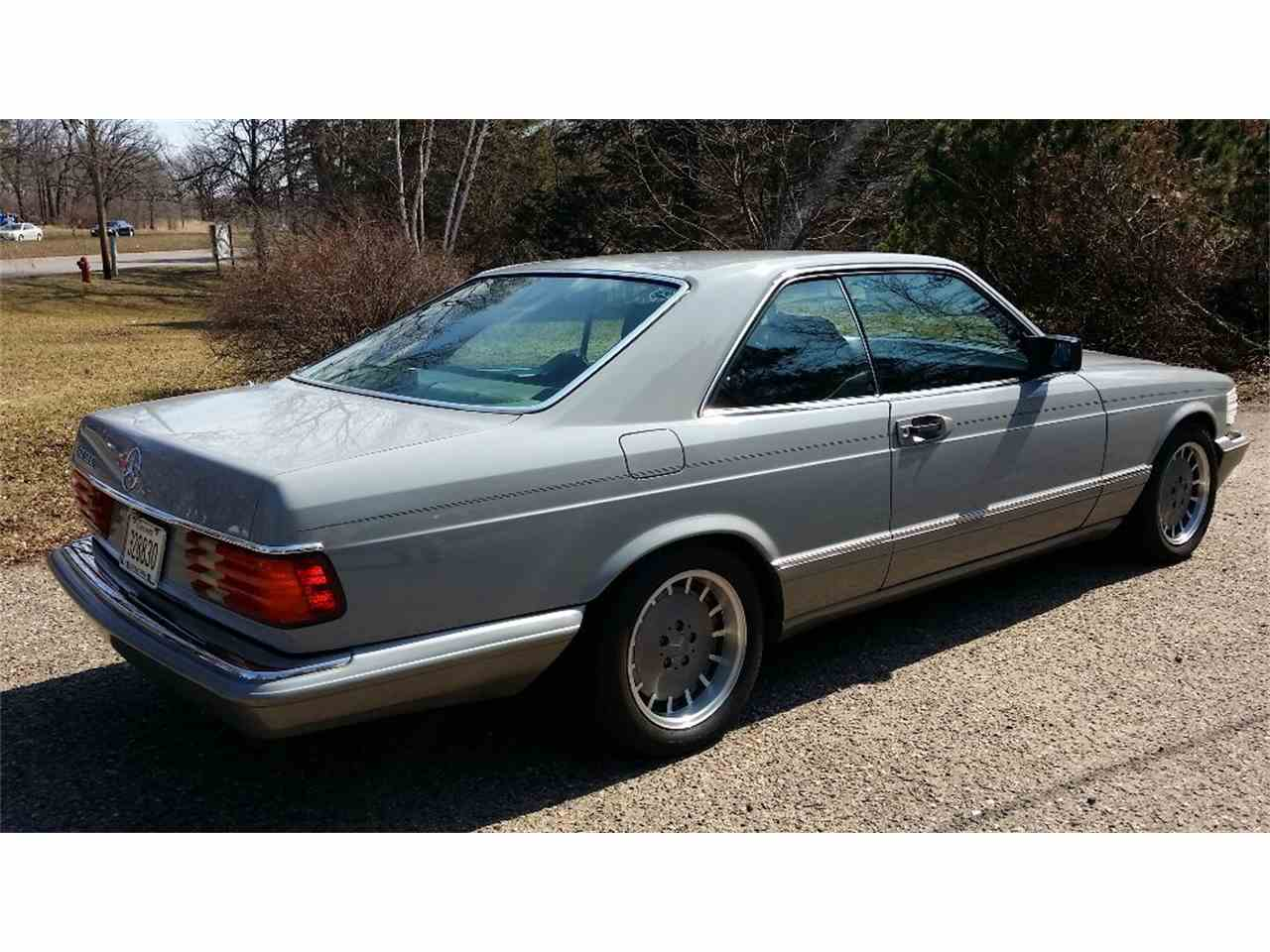 Large Picture of 1987 Mercedes-Benz 560SEC located in Annandale Minnesota - $13,000.00 - EGAK