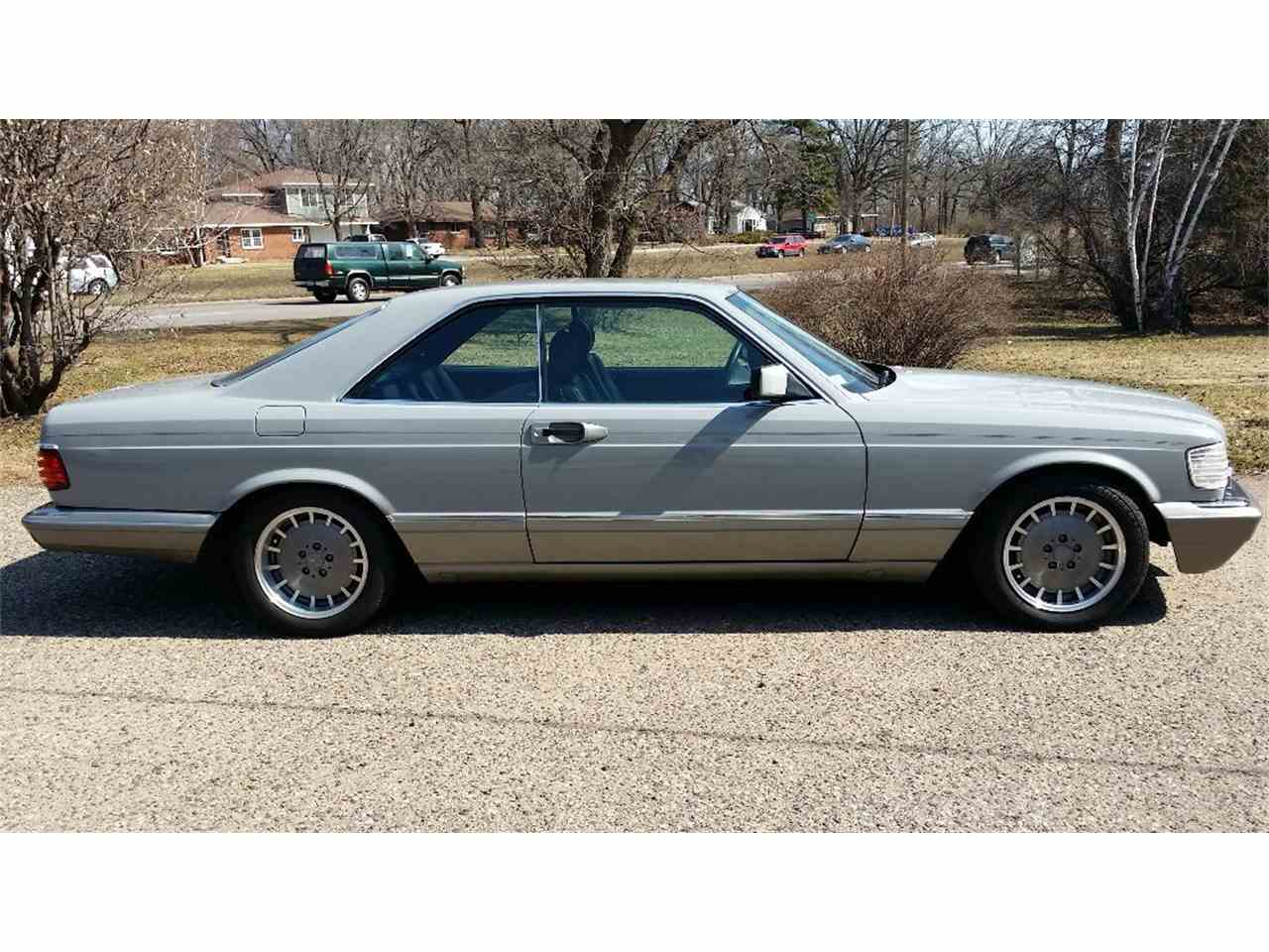 Large Picture of '87 560SEC Offered by Classic Rides and Rods - EGAK