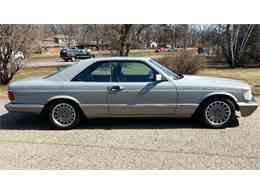 Picture of '87 Mercedes-Benz 560SEC Offered by Classic Rides and Rods - EGAK