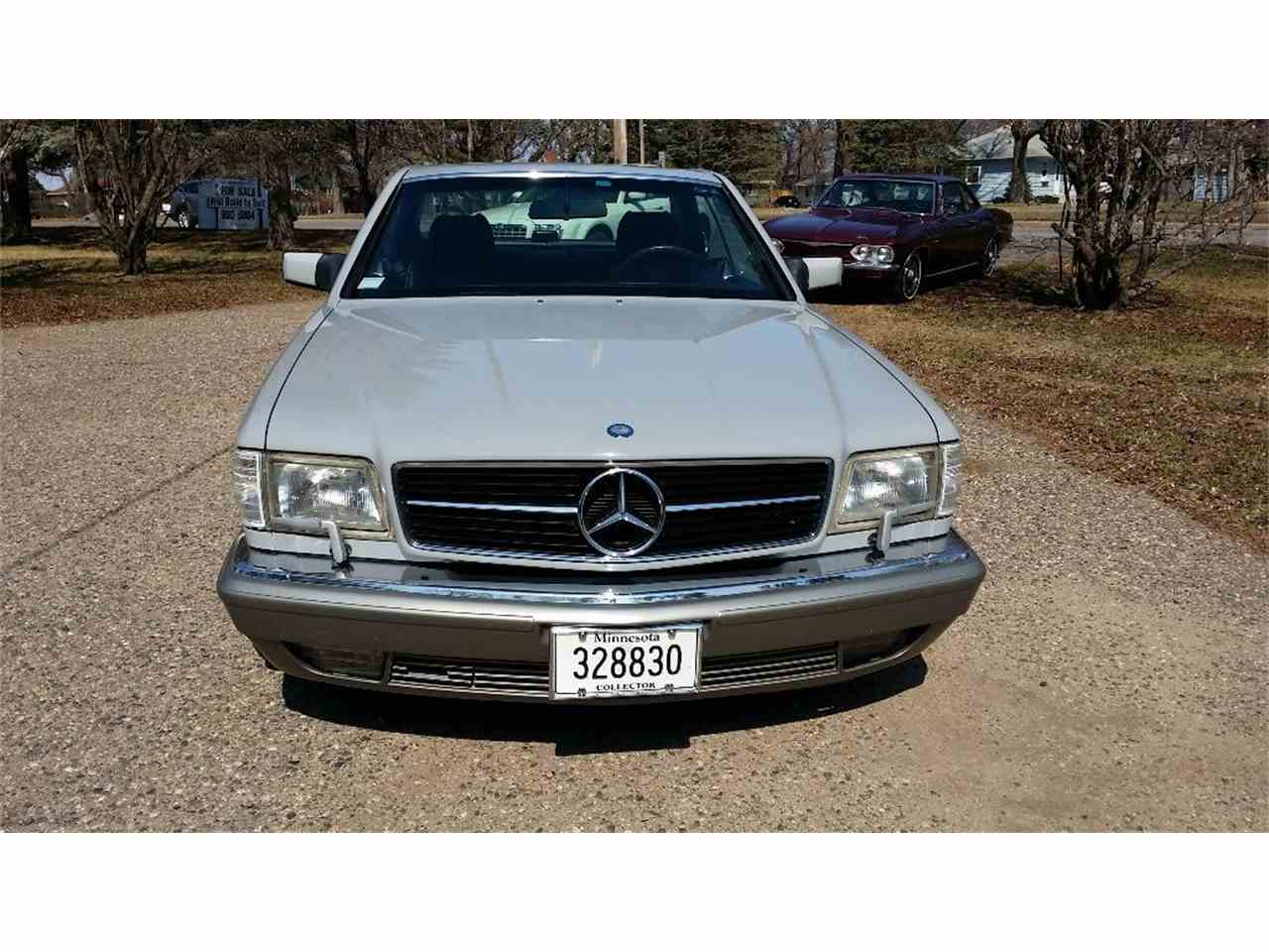 Large Picture of '87 Mercedes-Benz 560SEC Offered by Classic Rides and Rods - EGAK