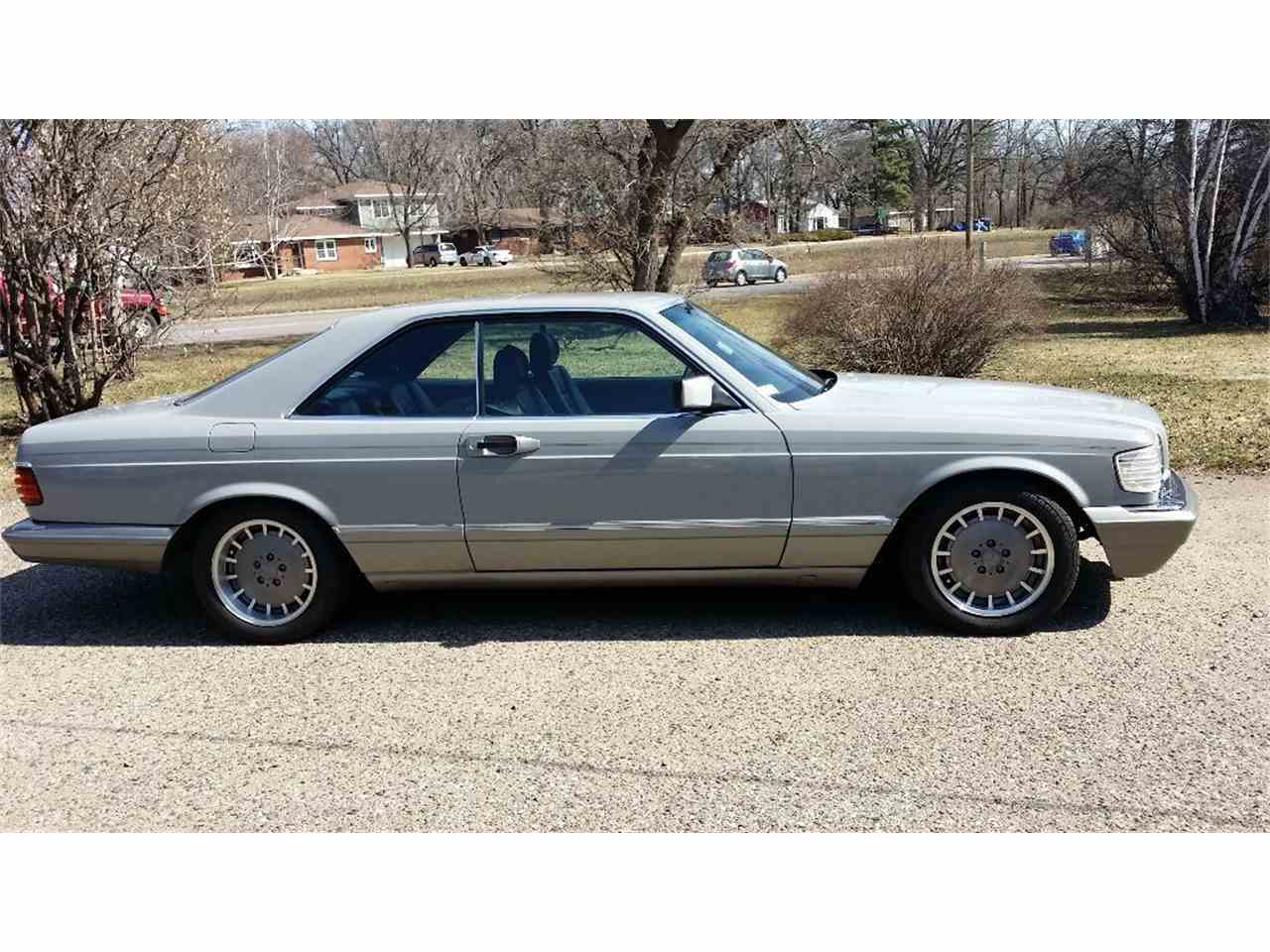 Large Picture of 1987 Mercedes-Benz 560SEC located in Annandale Minnesota - $13,000.00 Offered by Classic Rides and Rods - EGAK