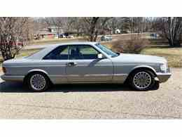 Picture of '87 Mercedes-Benz 560SEC - $13,000.00 Offered by Classic Rides and Rods - EGAK