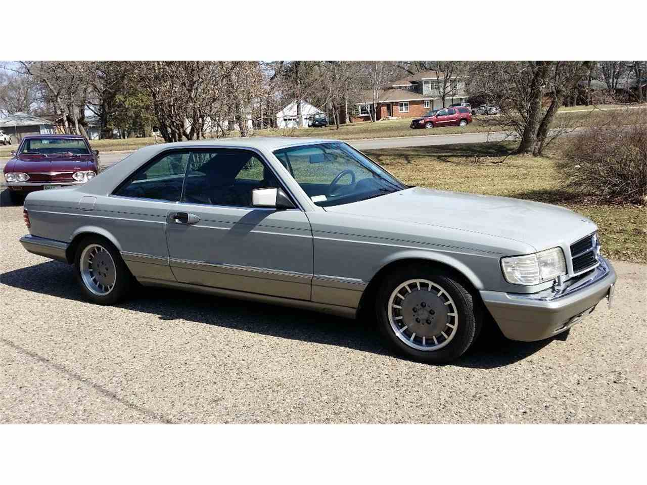 Large Picture of 1987 Mercedes-Benz 560SEC located in Minnesota - $13,000.00 Offered by Classic Rides and Rods - EGAK
