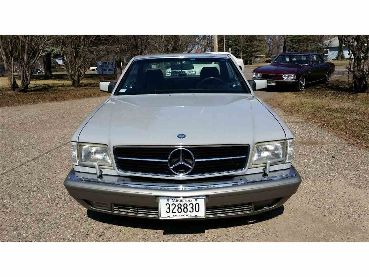 Large Picture of '87 Mercedes-Benz 560SEC located in Minnesota Offered by Classic Rides and Rods - EGAK