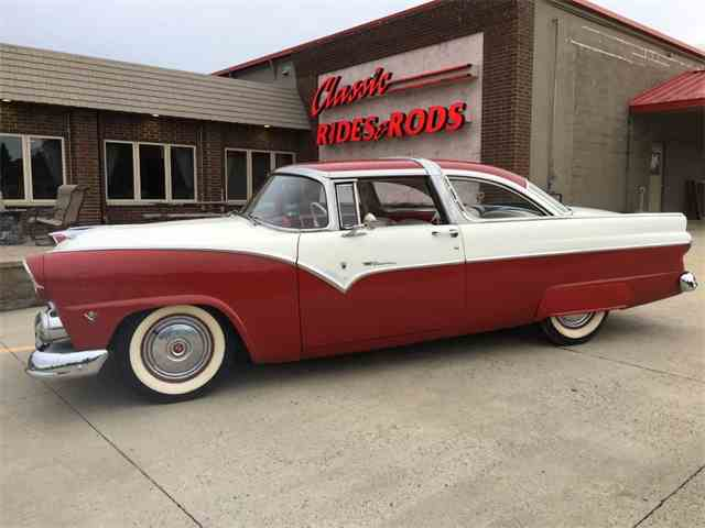 Picture of 1955 Ford Crown Victoria located in Annandale Minnesota Offered by  - EGAS