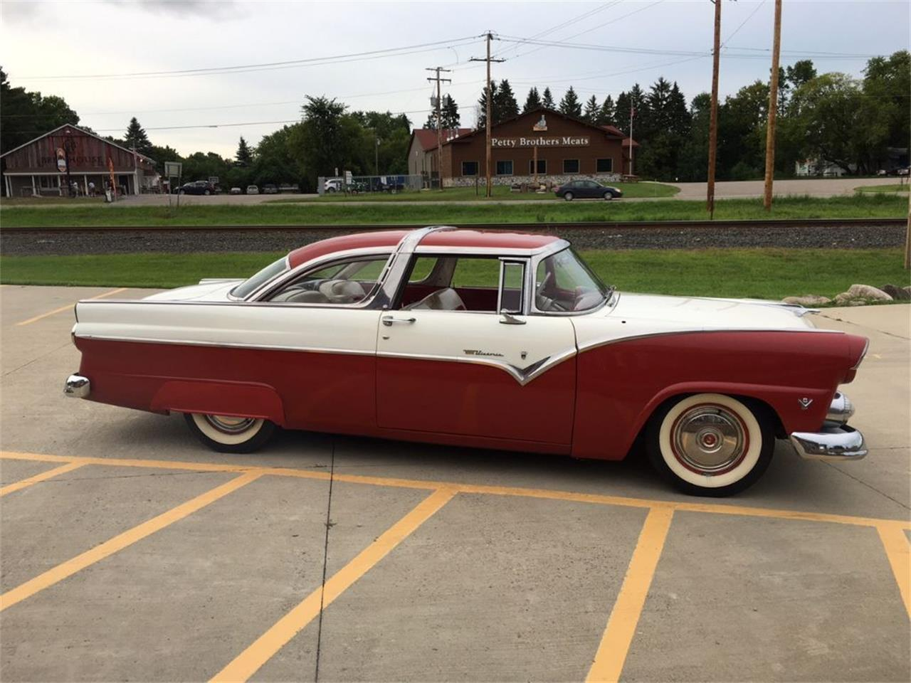 Large Picture of Classic 1955 Ford Crown Victoria - EGAS