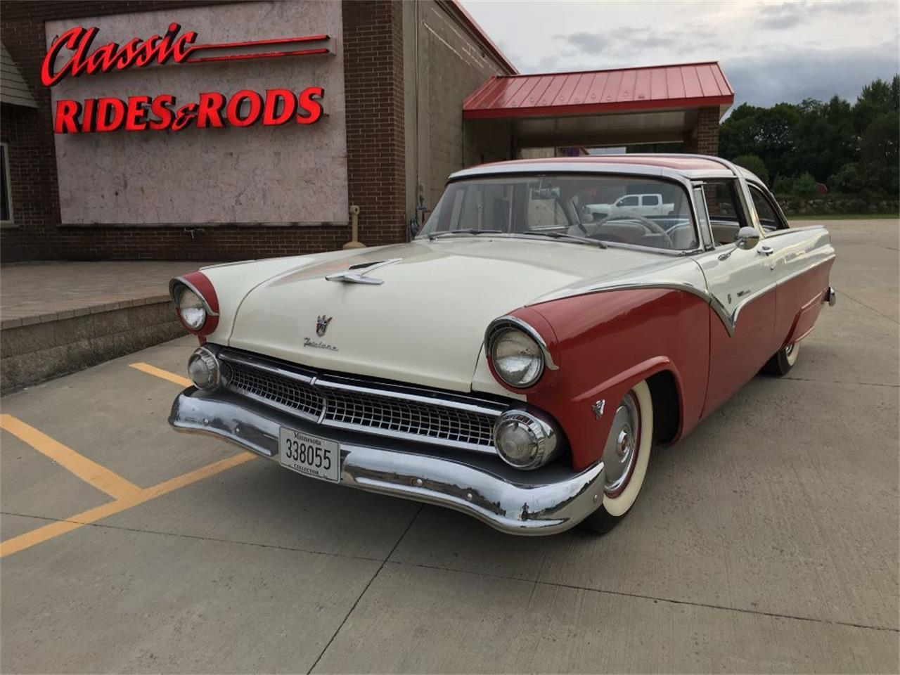 Large Picture of 1955 Crown Victoria - $21,700.00 Offered by Classic Rides and Rods - EGAS