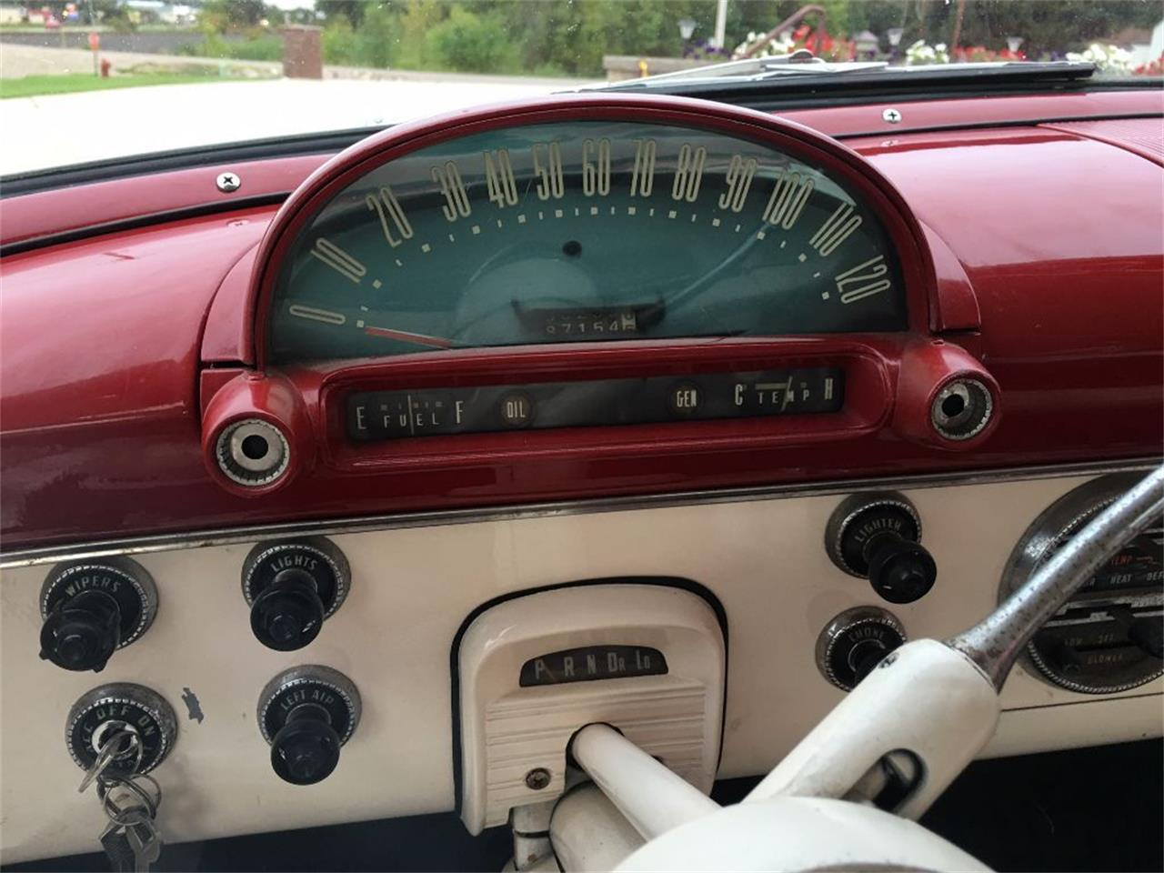 Large Picture of Classic 1955 Ford Crown Victoria located in Annandale Minnesota - $21,700.00 - EGAS