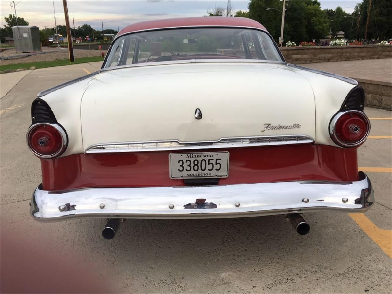 Large Picture of Classic 1955 Ford Crown Victoria located in Annandale Minnesota - $21,700.00 Offered by Classic Rides and Rods - EGAS