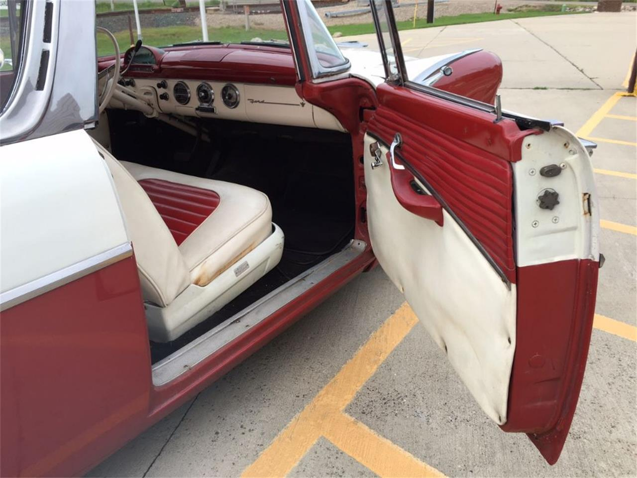 Large Picture of Classic '55 Crown Victoria - $21,700.00 Offered by Classic Rides and Rods - EGAS