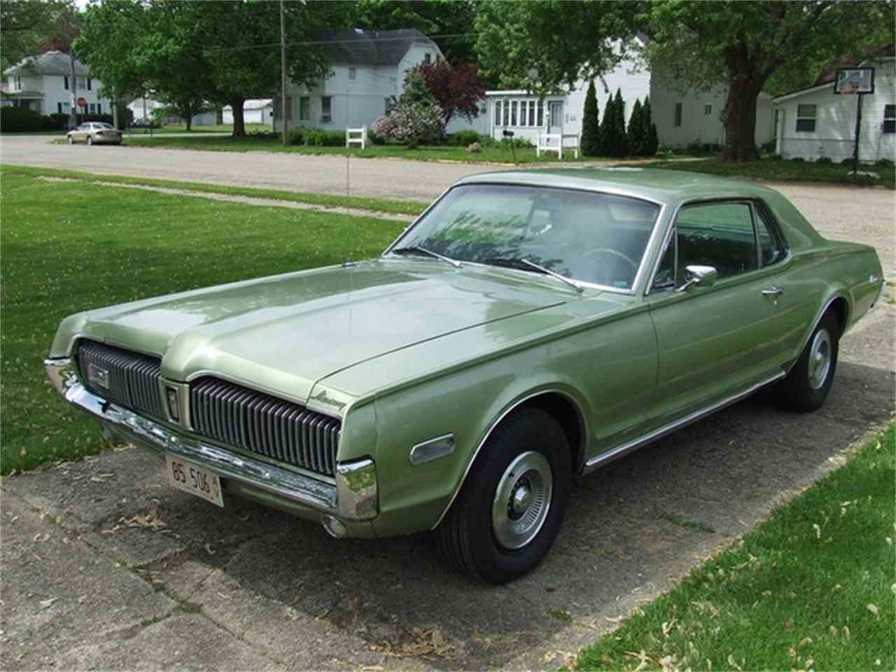 Large Picture of '68 Cougar - EGE7