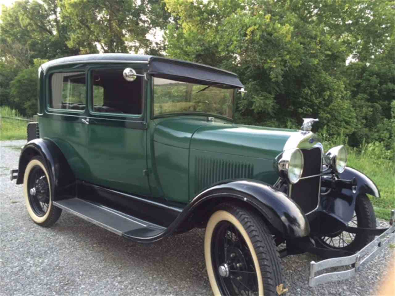 Large Picture of '29 Model A - EGJX