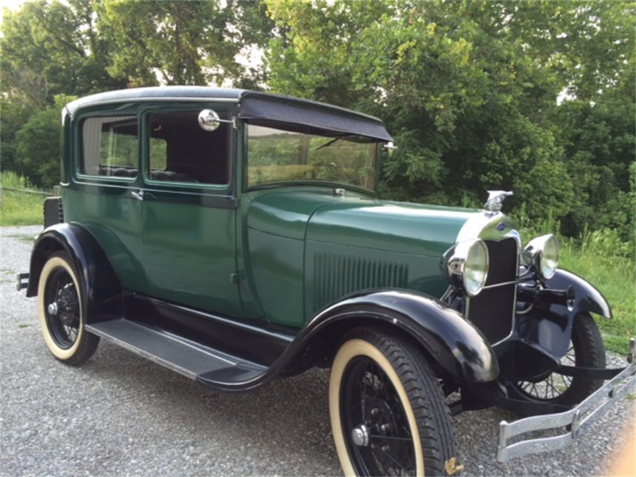 Large Picture of Classic 1929 Ford Model A located in Michigan - EGJX