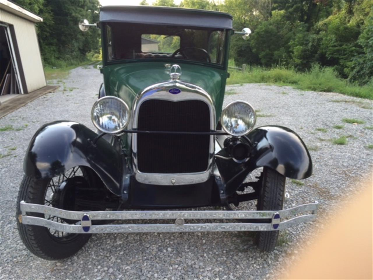 Large Picture of Classic '29 Model A located in Alpena Michigan Offered by a Private Seller - EGJX