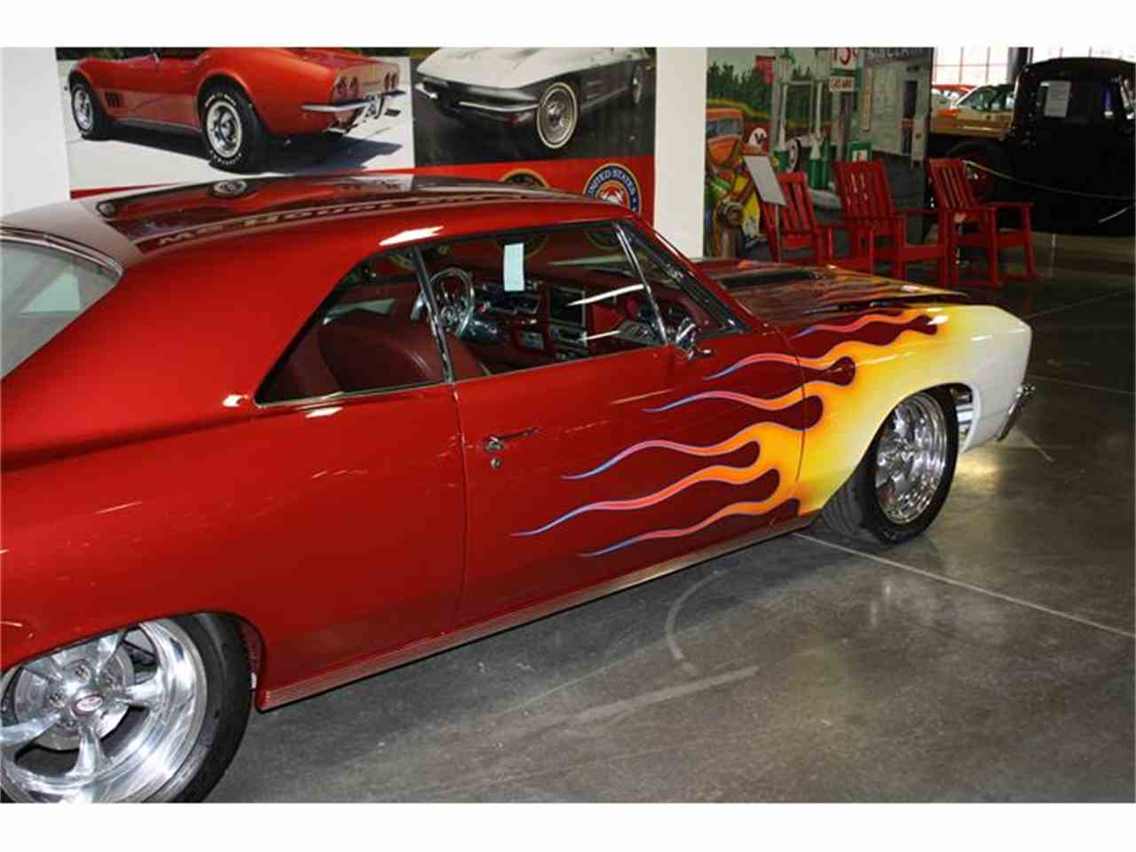 Large Picture of '67 Chevelle SS - EHSS
