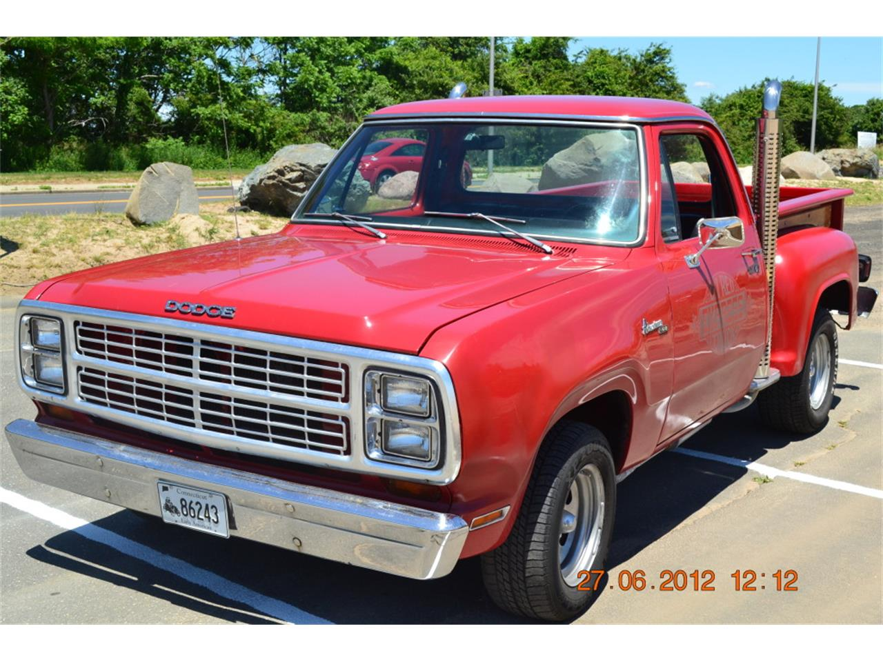 Large Picture of 1979 Dodge Little Red Express located in Redding Connecticut - EHSU