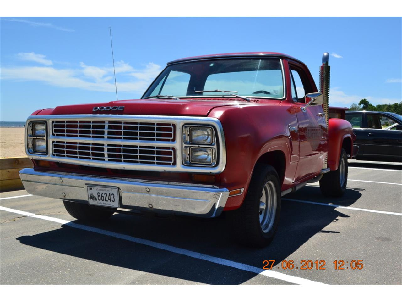 Large Picture of '79 Dodge Little Red Express located in Redding Connecticut Offered by a Private Seller - EHSU