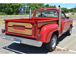 Picture of 1979 Dodge Little Red Express located in Connecticut - EHSU