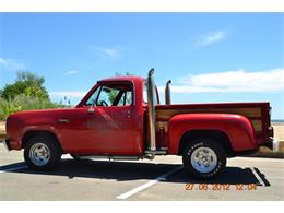 Picture of 1979 Dodge Little Red Express located in Redding Connecticut - $19,950.00 Offered by a Private Seller - EHSU