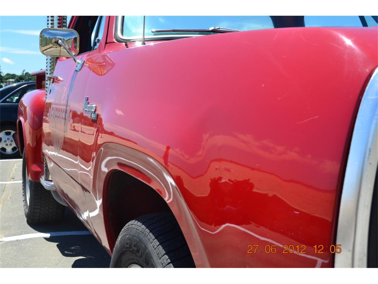 Large Picture of 1979 Dodge Little Red Express located in Redding Connecticut - $19,950.00 - EHSU