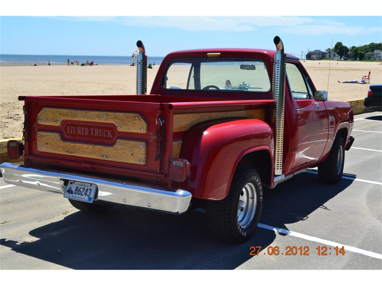 Large Picture of '79 Dodge Little Red Express - $19,950.00 - EHSU