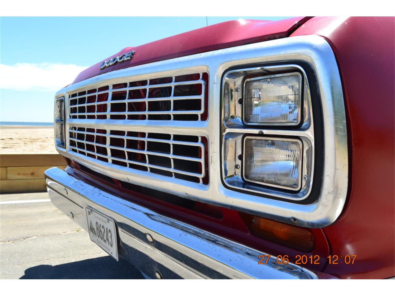 Large Picture of 1979 Dodge Little Red Express located in Connecticut - $19,950.00 - EHSU
