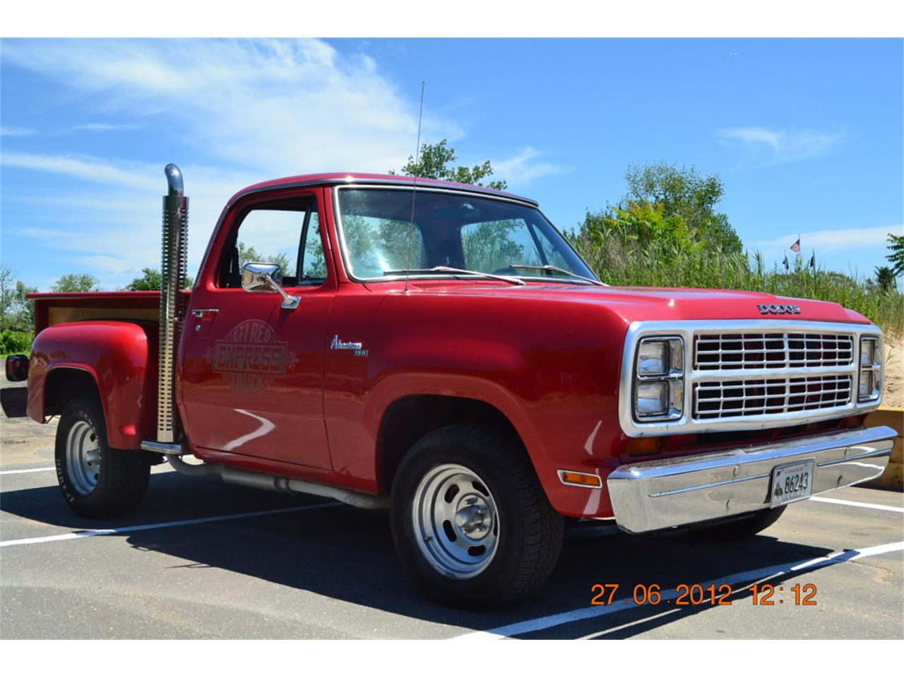 Large Picture of 1979 Dodge Little Red Express located in Connecticut Offered by a Private Seller - EHSU