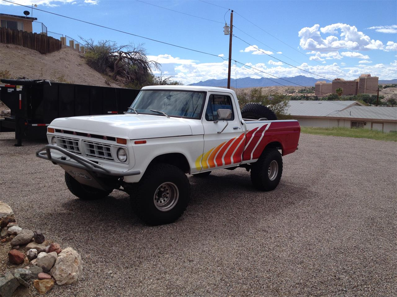 Large Picture of 1977 F150 - $17,000.00 Offered by a Private Seller - EI68