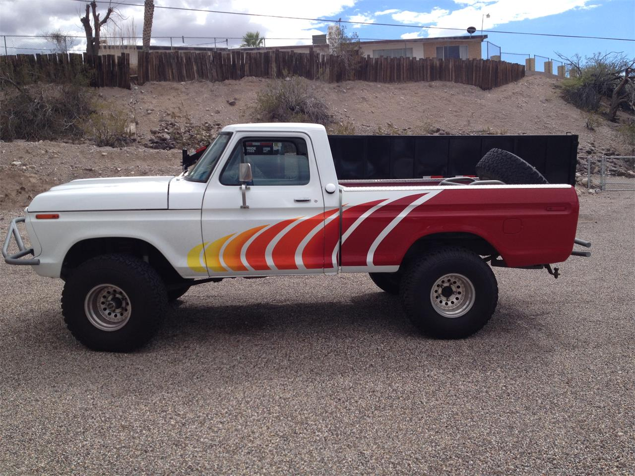 Large Picture of 1977 F150 - $17,000.00 - EI68