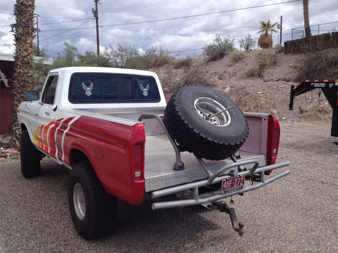 Large Picture of 1977 Ford F150 located in Bullhead City Arizona - EI68