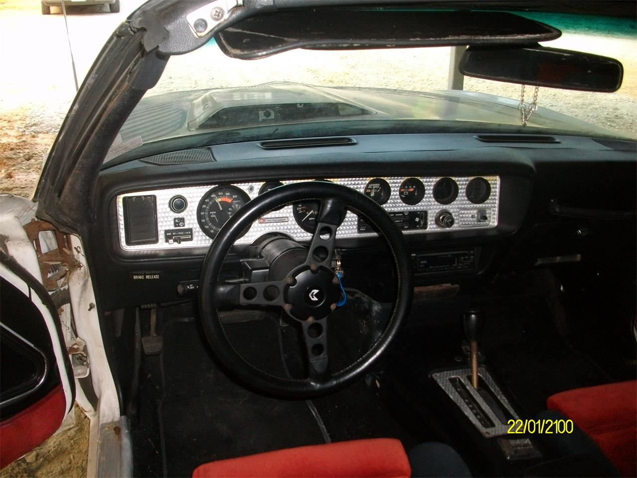 Large Picture of '81 Firebird Trans Am - $10,000.00 Offered by a Private Seller - EJ3P